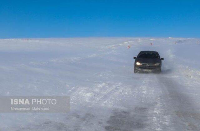 مسدود شدن راه ارتباطی 171 روستا در هشترود