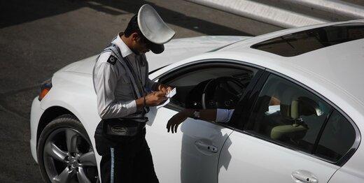نمره منفی تخلفات رانندگی برای چه کسی ثبت می گردد؟