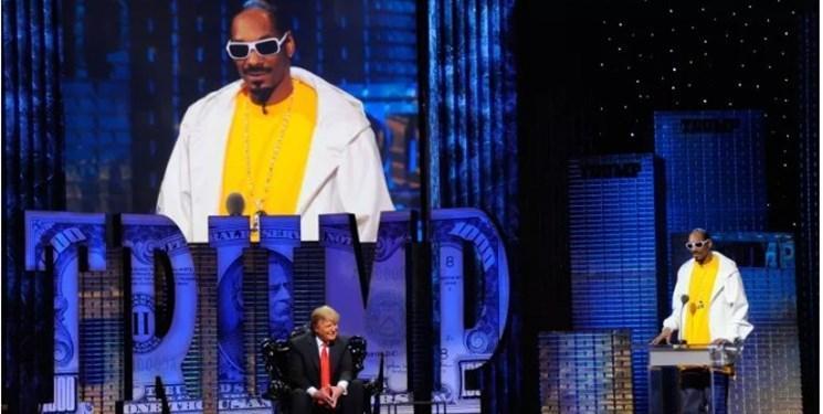 خواننده آمریکایی تصویر ترامپ در حال نوشیدن مایع شوینده را منتشر کرد