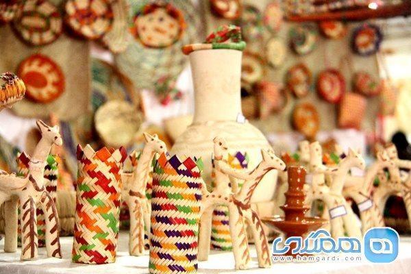 جای خالی بازار متمرکز صنایع دستی در پایتخت ایران