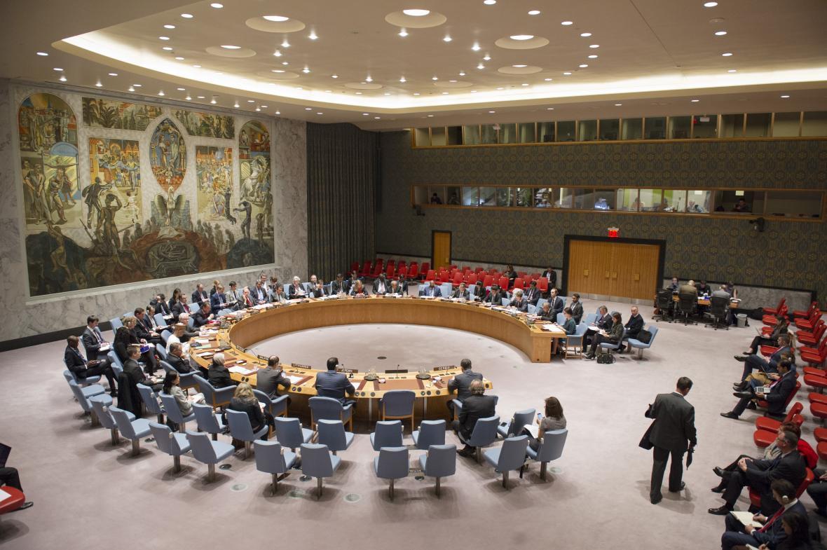 تصویب آتش بس جهانی توسط شورای امنیت