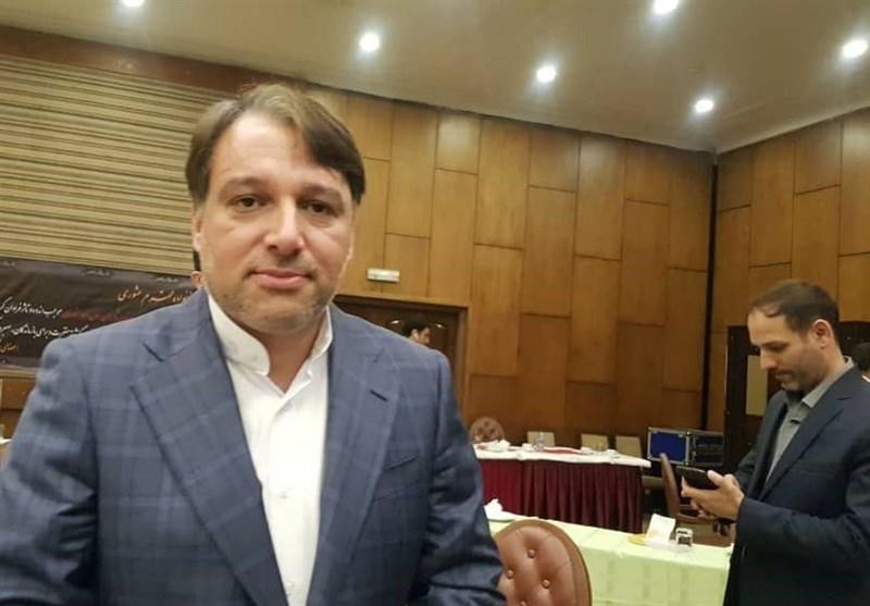 عزیزی: کمیته مسابقات به فکر برگزاری لیگ تنیس باشد، مسابقات بین المللی فقط محدود به تهران نشود