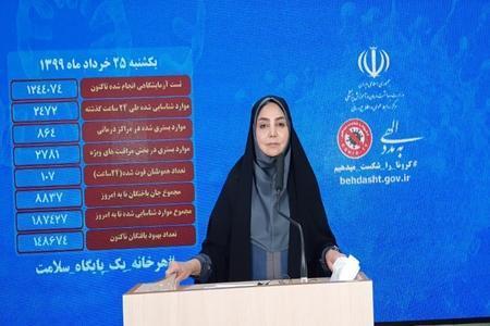 آخرین شرایط کرونا در ایران ، آمار فوتی های کشور سه رقمی شد
