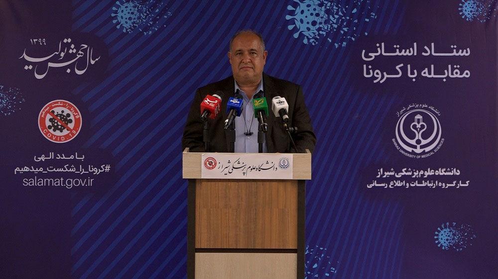 خبرنگاران شکرانه سلامت پدر خانواده بهداشت فارس