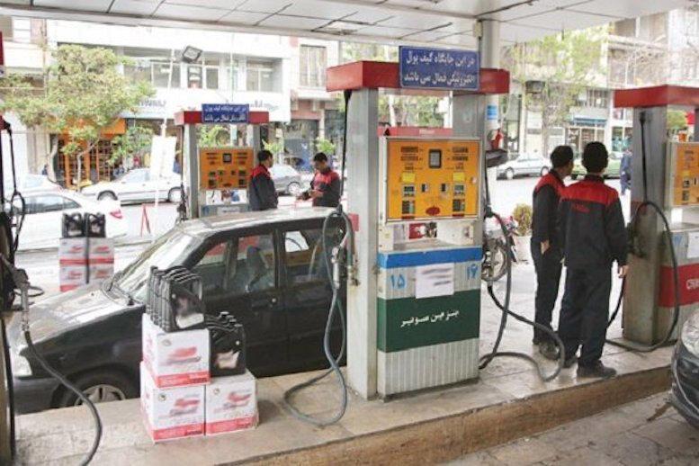 ورود بچه ها کار به پمپ بنزین ممنوع می شود