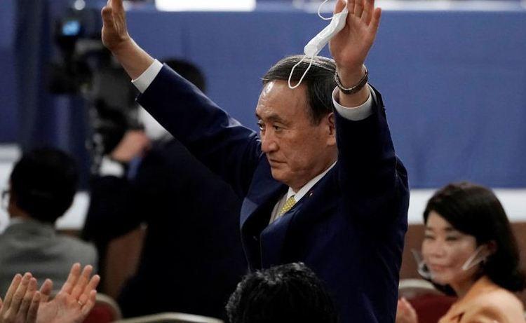 یوشیهیده سوگا رسما نخست وزیر ژاپن شد