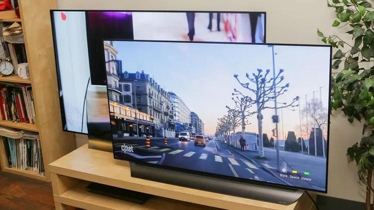 گران ترین تلویزیون های موجود در بازار لوازم خانگی