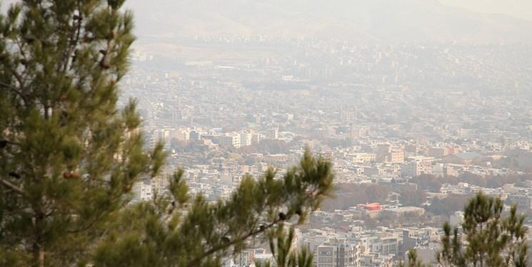 هشدار به گروه های حساس نسبت به آلودگی هوا در تهران