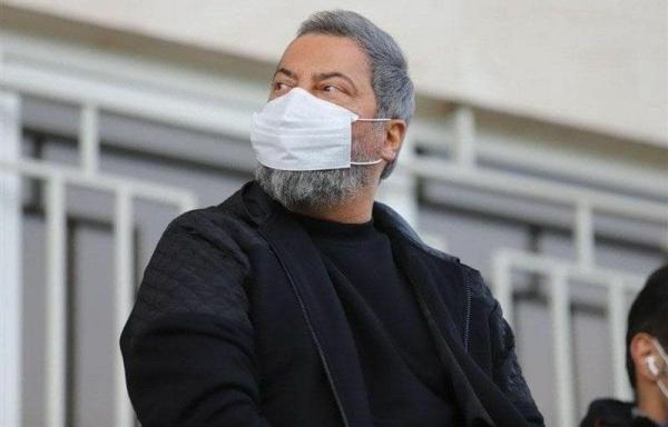 سوگ نامه باشگاه پرسپولیس درپی درگذشت مهرداد میناوند